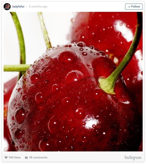 cherry juice for runners